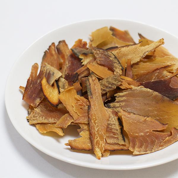 鮭の厚削り節 100g