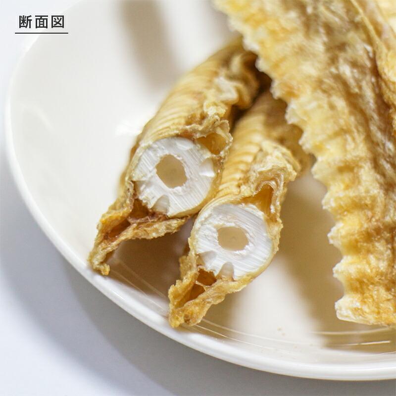 淡路島産 サメ軟骨太め 50g