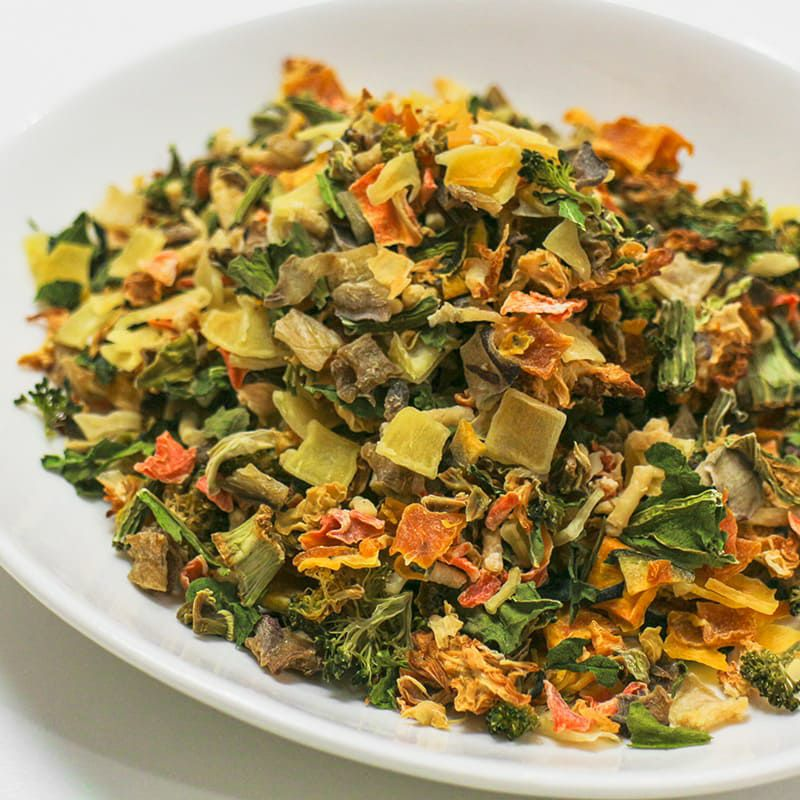 北海道十勝産 季節の乾燥野菜ミックス 200g