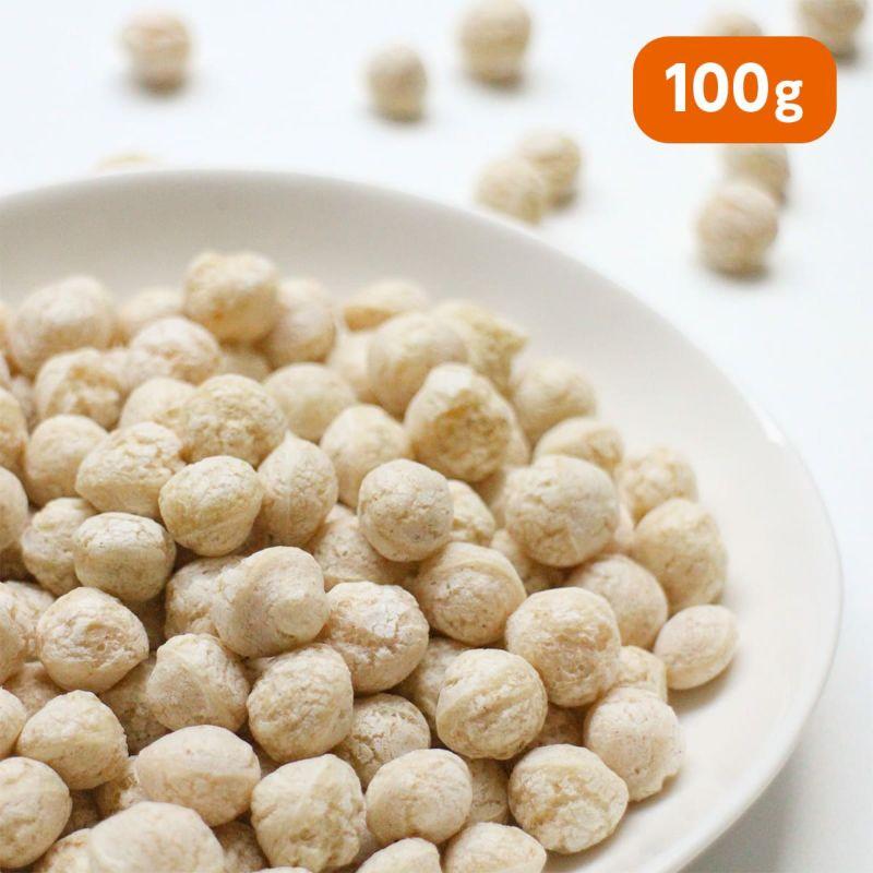 国産15種の雑穀パフ 100g