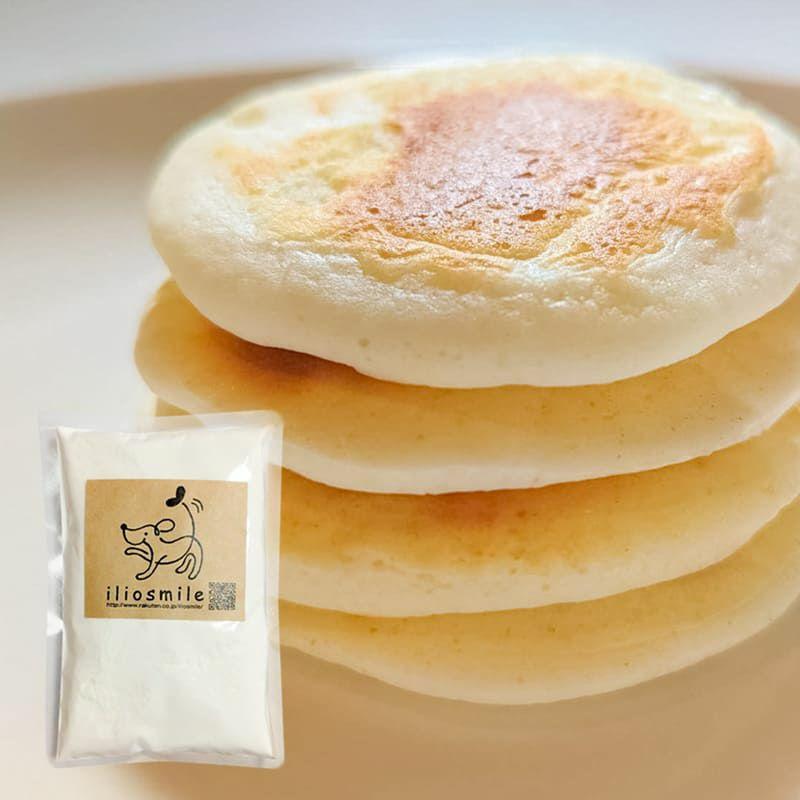 米粉ナチュラルパンケーキミックス