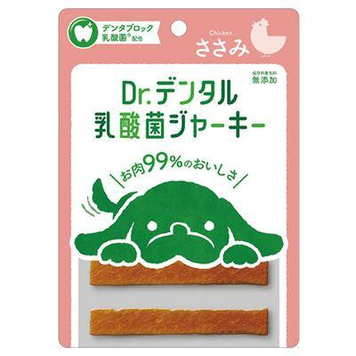 【Dr.デンタル】乳酸菌ジャーキー ささみ(1本×6袋)