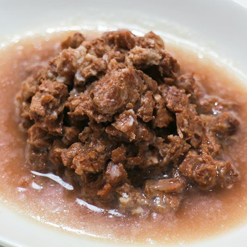 モンゴル産ヤギ肉レトルトタイプ 80g