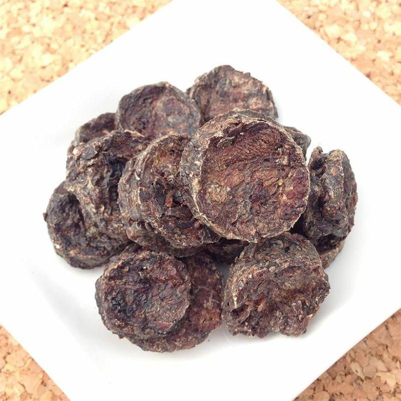 天然ハーブ育ちモンゴル産馬肉ミニチップミックス150g