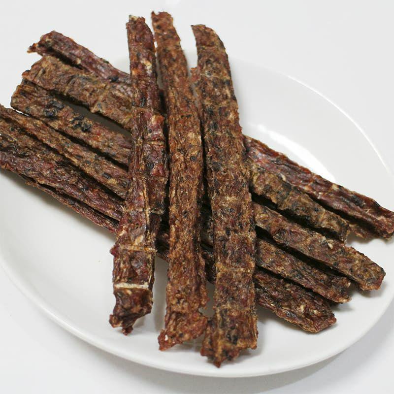 【無添加 国産】牛タンスティック 50g