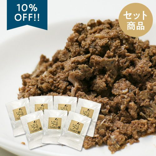 【無添加 国産】お魚のミンチレトルト6個パック