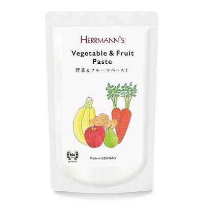 【Herrmann's ヘルマン】野菜&フルーツ・ペースト 150g
